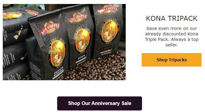 koa coffee tri pack